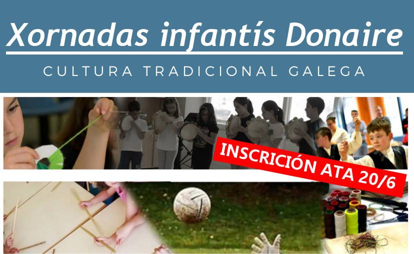Xornadas Infantís Donaire